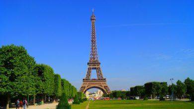 Photo of Na vrcholek Eiffelovy věže vede 1665 schodů