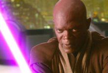 Photo of Samuel L. Jackson si pro roli ve Star Wars vyžádal fialový světelný meč, aby byl vidět vbitvách