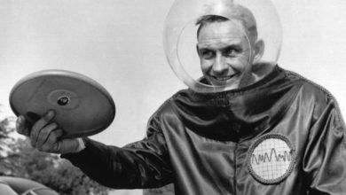 Photo of Vynálezce frisbee nechala posmrti rodina proměnit ve frisbee