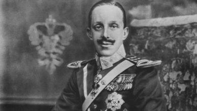 Photo of Nejmladším králem světa byl Alfons XIII., který začal vládnout vden narození