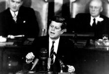Photo of John F. Kennedy byl pohřben bez mozku