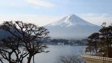 Photo of Na vrcholku hory Fudži vJaponsku se připojíte kWi-Fi