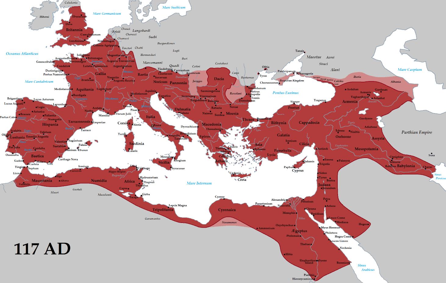rimska rise