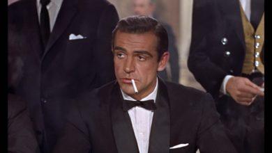 Photo of Sean Connery nosil příčesek ve všech filmech oJamesi Bondovi