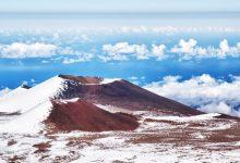 Photo of Nejvyšší hora na světě je od úpatí povrchol vysoká přes 10 kilometrů. Anení to Mount Everest
